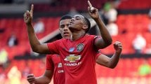 Premier League : Manchester United et Martial régalent, Wolverhampton enchaîne