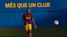Le FC Barcelone ne va pas pouvoir se débarrasser de Martin Braithwaite