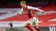 Arsenal : accord avec le Real Madrid pour Martin Odegaard