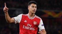 Arsenal prolonge Gabriel Martinelli