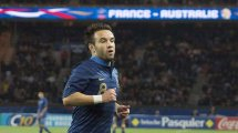 EdF : Valbuena se remémore la qualification en Coupe du monde contre l'Ukraine