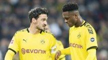 BvB : Mats Hummels incertain face au Bayern