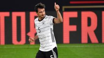 Allemagne : Mats Hummels ne se sent pas favori pour l'Euro