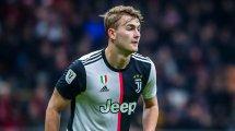 Juventus : Matthijs de Ligt positif à la covid-19