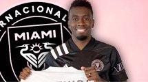L'Inter Miami veut se séparer de Blaise Matuidi