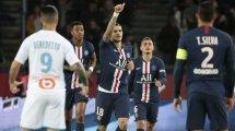 Mauro Icardi veut récupérer le numéro d'Edinson Cavani au PSG