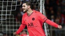 Accord conclu entre l'Inter et le PSG pour Mauro Icardi !