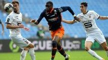 Ligue 1 : un grand Stephy Mavididi donne la victoire à Montpellier contre Rennes