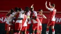 Ligue 1 : Monaco s'offre Nîmes et grimpe sur le podium, Montpellier suit le rythme