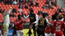 Ligue 2 : deux joueurs soupçonnés de morsure et d'insultes racistes lors du match Valenciennes - Sochaux