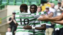 Odsonne Edouard veut jouer l'Euro avec Moussa Dembélé