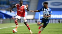 Premier League : Arsenal chute encore face à Brighton