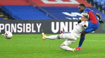 PL : Crystal Palace cartonne Leeds United