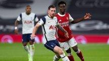 Tottenham :  Pierre-Emile Højbjerg l'homme clef de José Mourinho