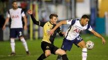 FA Cup : Tottenham s'amuse face à Marine