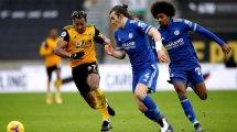 PL : Leicester accroché par Wolverhampton