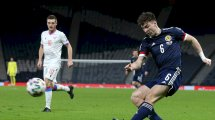 Euro 2020 : Kieran Tierney déjà de retour contre l'Angleterre ?