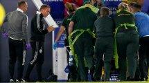 Leicester City confirme la grave blessure de Wesley Fofana