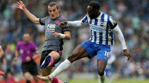 PL : Brighton s'offre Leicester et monte sur le podium
