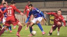 Le Red Star réussit le joli coup Hacène Benali
