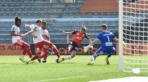 Ligue 1 : Rennes accroché par Reims, Strasbourg et Lorient se donnent de l'air