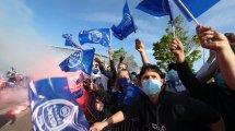 Ligue 2 : Troyes sacré champion, Clermont et Toulouse lutteront jusqu'au bout
