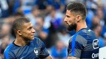 Équipe de France, Olivier Giroud-Kylian Mbappé : Didier Deschamps siffle la fin de la récréation
