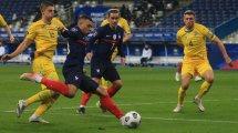 EdF : Adrien Rabiot et la mauvaise prestation de Kylian Mbappé contre l'Ukraine