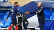 EdF : Kylian Mbappé ne jouera pas tout le match contre la Suède