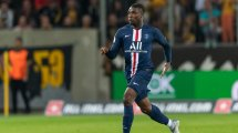 Loïc Mbe Soh s'en va du PSG et rejoint Nottingham Forest
