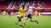 PL : Sheffield United et Fulham dos à dos