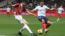 Ligue 1 : Caen frappe un grand coup à Nice, Montpellier continue de rêver