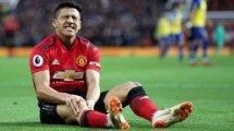 Manchester United ne sait plus quoi faire d'Alexis Sanchez