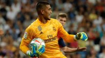 Real Madrid : Zinedine Zidane s'agace du débat Thibaut Courtois-Alphonse Areola