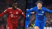 Ligue des Champions : Chelsea - Bayern Munich, un duel de latéraux entre Alphonso Davies et Reece James