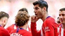 Atlético de Madrid : l'intégration réussie d'Alvaro Morata