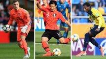 Les révélations de la Coupe du Monde U20
