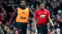 Manchester United : Ole Gunnar Solskjaer a perdu patience avec Anthony Martial