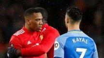 Manchester United : les nouveaux défis d'Anthony Martial