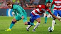 Liga : le Barça n'y arrive toujours pas et chute à Grenade !