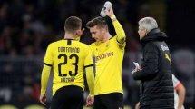 Le Borussia Dortmund traverse aussi une période de tensions