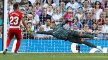 Real Madrid : Zinedine Zidane vole au secours d'Alphonse Areola
