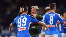 Serie A : Naples va gagner au Hellas Vérone, Cagliari renoue enfin avec la victoire