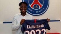 PSG : le jeune Arnaud Kalimuendo aura sa chance
