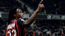 Info FM, Nice : le PSV, Wolfsbourg et Hoffenheim séduits par le retour en forme d'Arnaud Lusamba