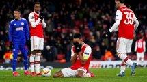 Pourquoi Manchester City-Arsenal est repoussé