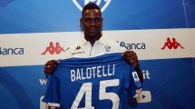 L'entraîneur de Brescia fustige l'attitude de Mario Balotelli