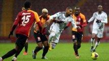 Süper Lig : pas de vainqueur dans le derby entre Galatasaray et Besiktas