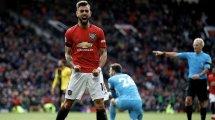 Manchester United : Bruno Fernandes fait déjà sensation