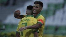 Brésil : Tite juge Neymar et Bruno Guimarães